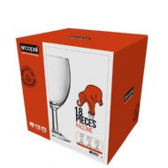 Arcopal Pacome Stemware Set - 18 Piece